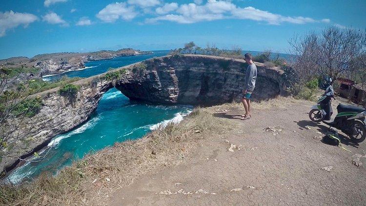 Broken Beach And Angel S Billabong Nusa Penida Bali Indonesia