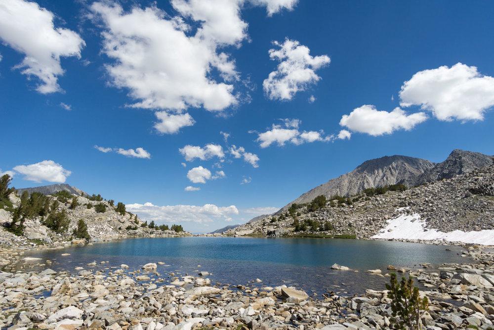The NE Treasure Lake had an infinity feel to it