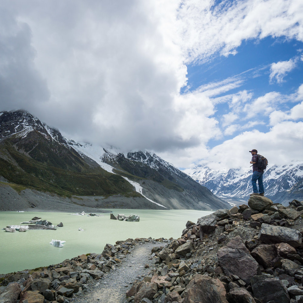 mt. cook roadtrip ideas