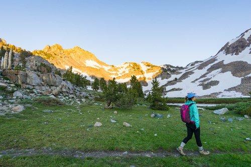 favorite eastern sierra backpacking