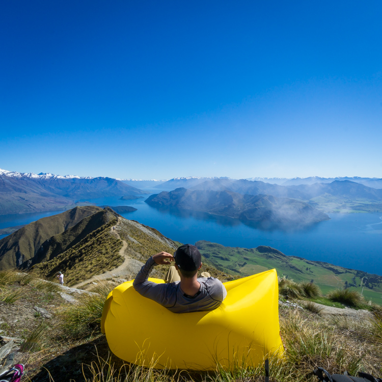 Favorite hikes in south island new zealand