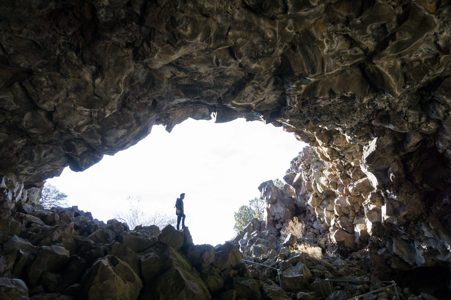 Lava Beds National Monument Best Caves