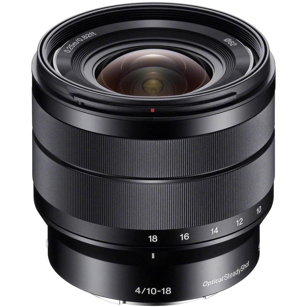10-18mm Wide Lens