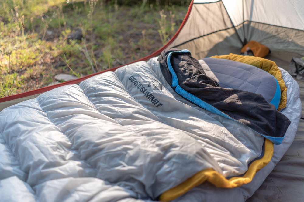 favorite sleeping bag liners