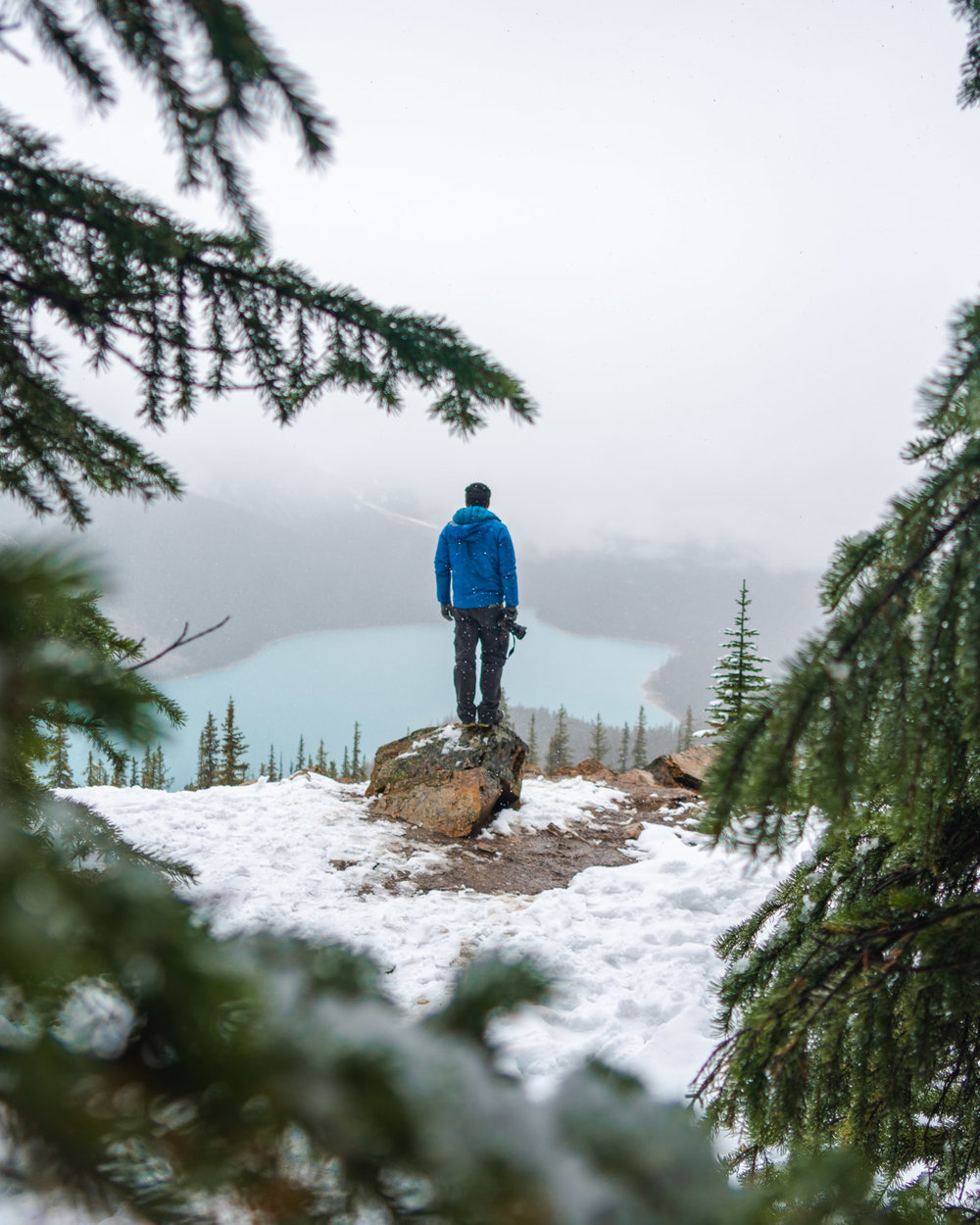 banff photography spots peyto lake