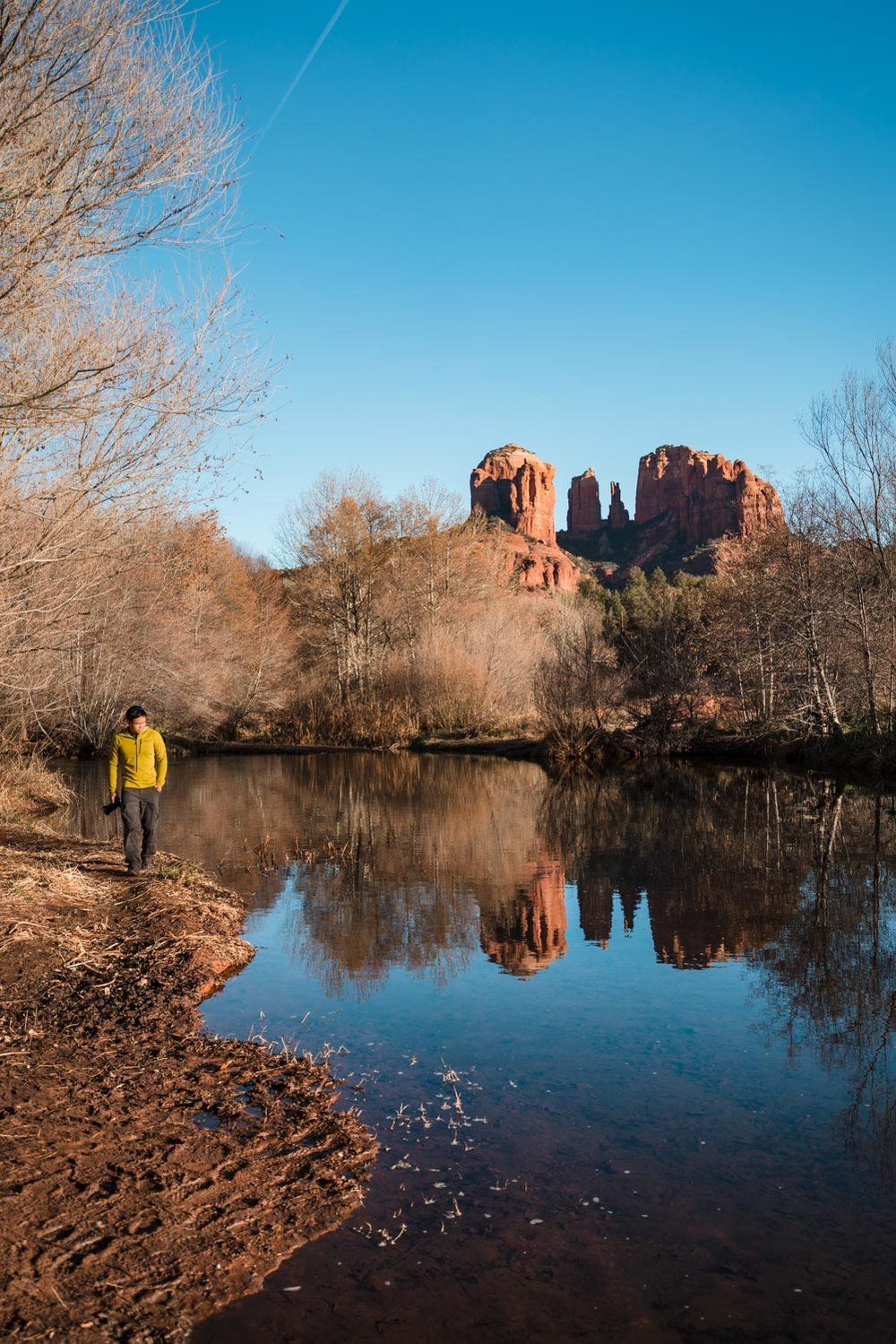 favorite places to photograph sedona's cathedral rock
