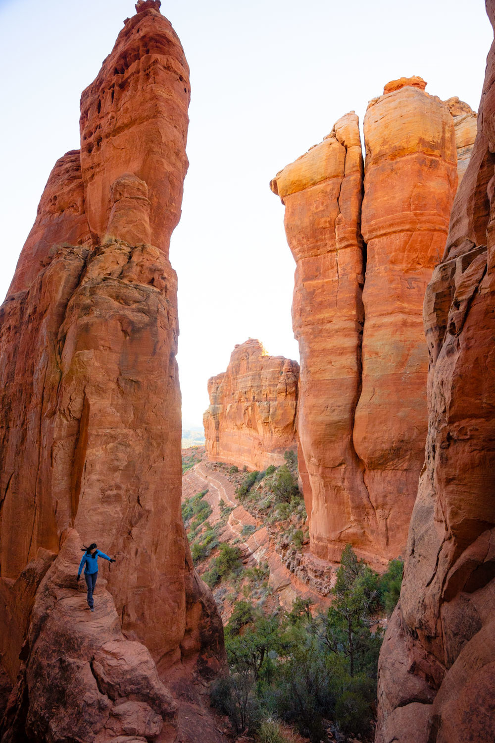Best sedona day hikes cathedral rock