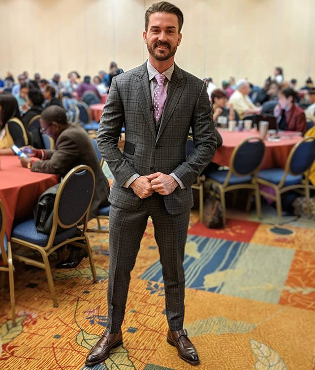 Thank you to the State of Georgia and the Department of Behavioral Health and Developmental Disabilities for letting me present this morning. Also thank you to the University of Georgia for supporting my presentation . My man @davidaugustclothing behind the suit . #BreakingTheStigma #WeDoRecover #OneChoice #Georgia