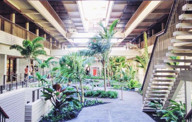 Mauna Kea Resort. Built 1965.
