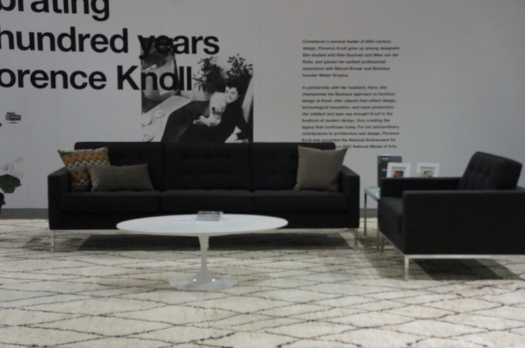 dwell on design knoll