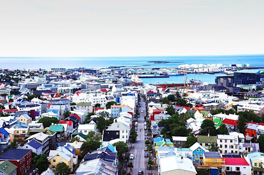 iceland travel guide reykjavik