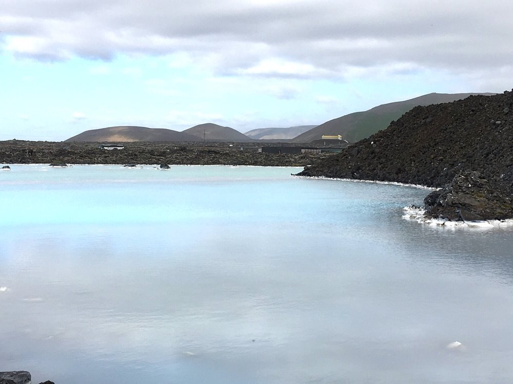 Iceland Travel Guide Blue Lagoon