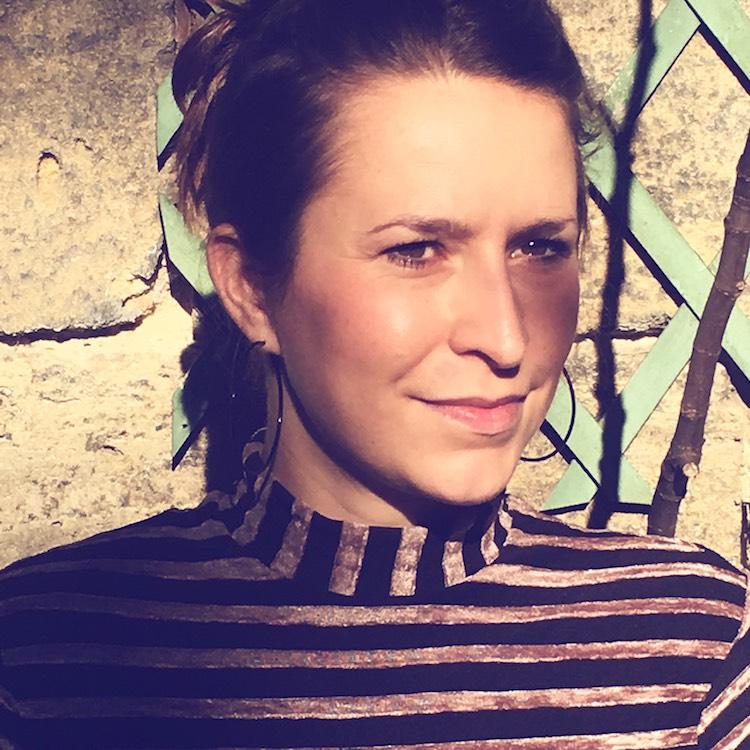 Artist Nina Deswarte