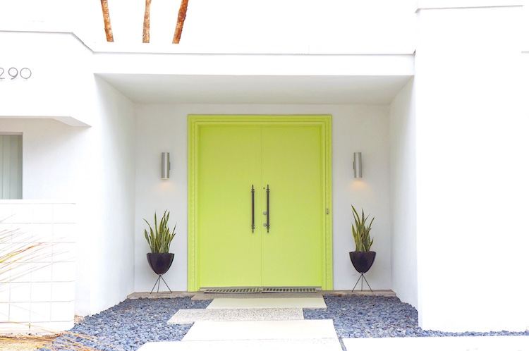Green Door Palm Springs