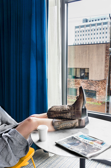 best-designed hotels Nashville Aertson