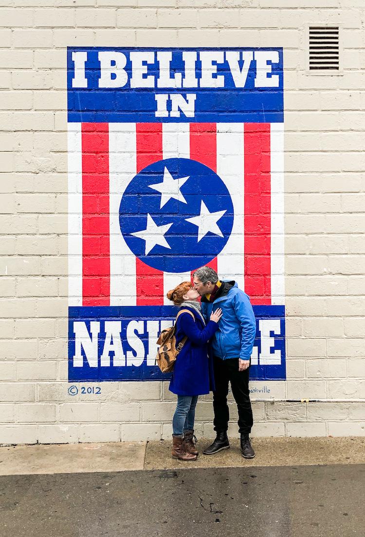 Instagram Walls Nashville 12th South