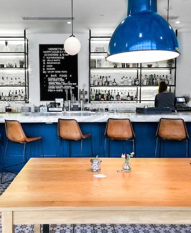 Henrietta Red Best Designed Restaurants Nashville