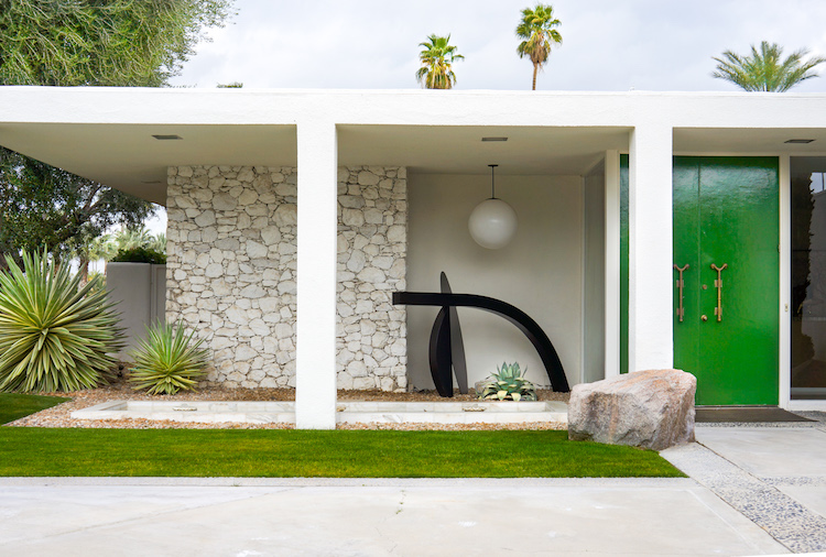 Green Doors Palm Springs