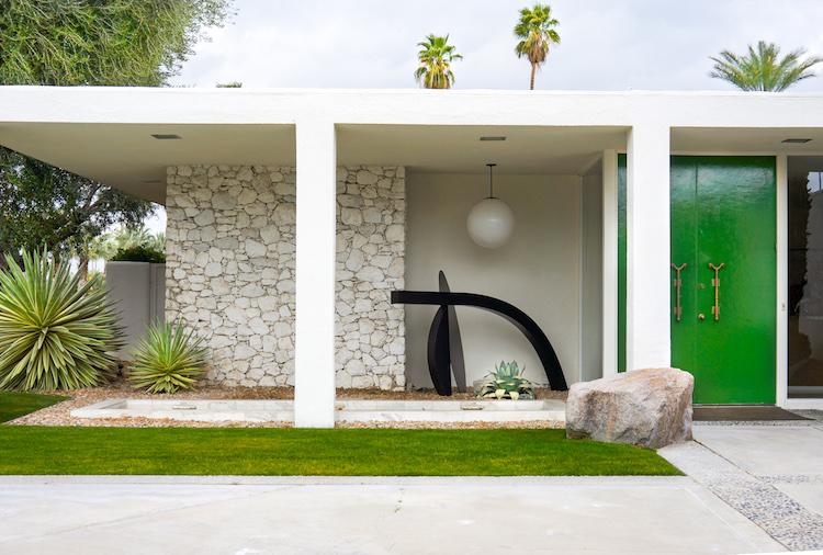 Green Doors Palm Springs