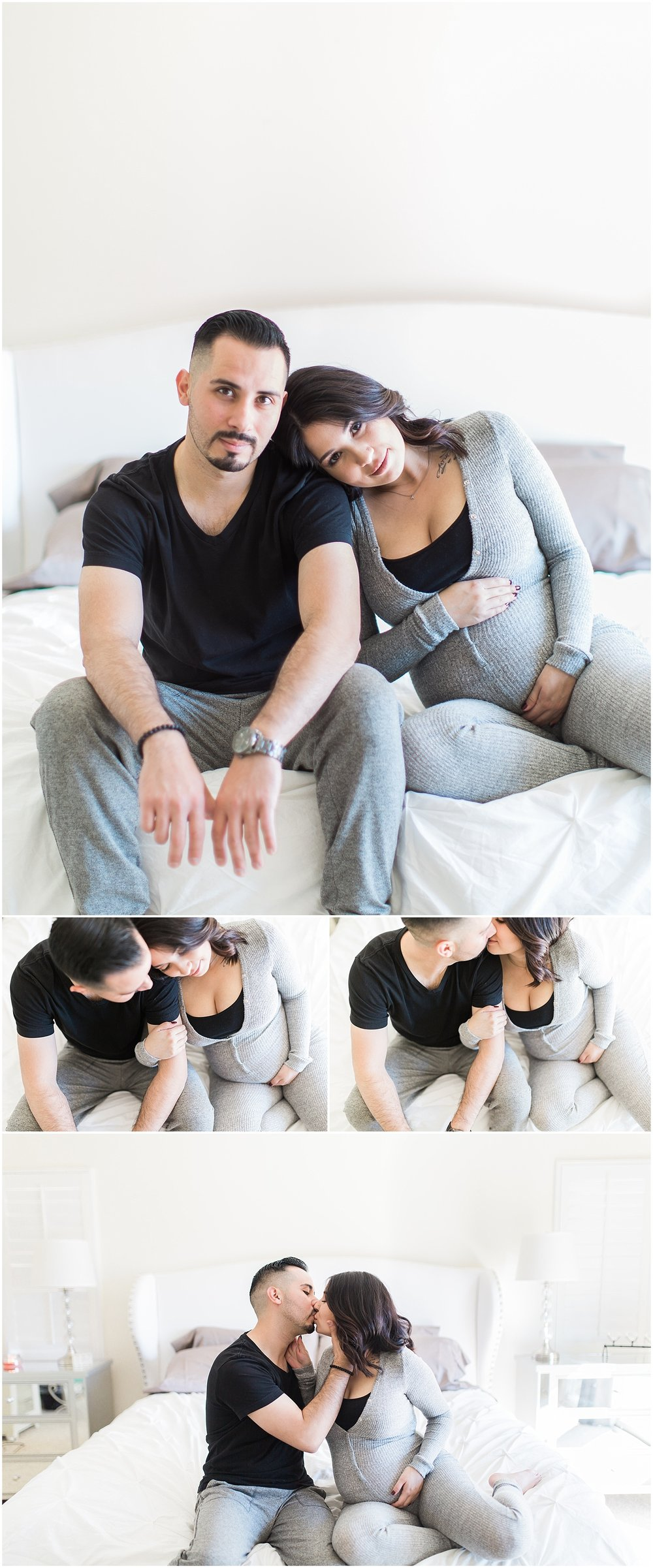 Los Angeles In-Home Maternity Session