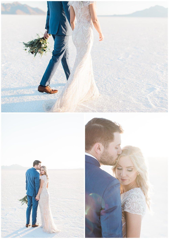 Salt Flats Wedding