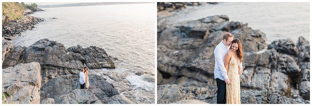 Newport Rhode Island Forty Steps