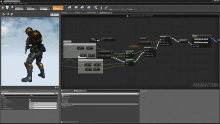 Unreal's Visual Scripting Blueprints