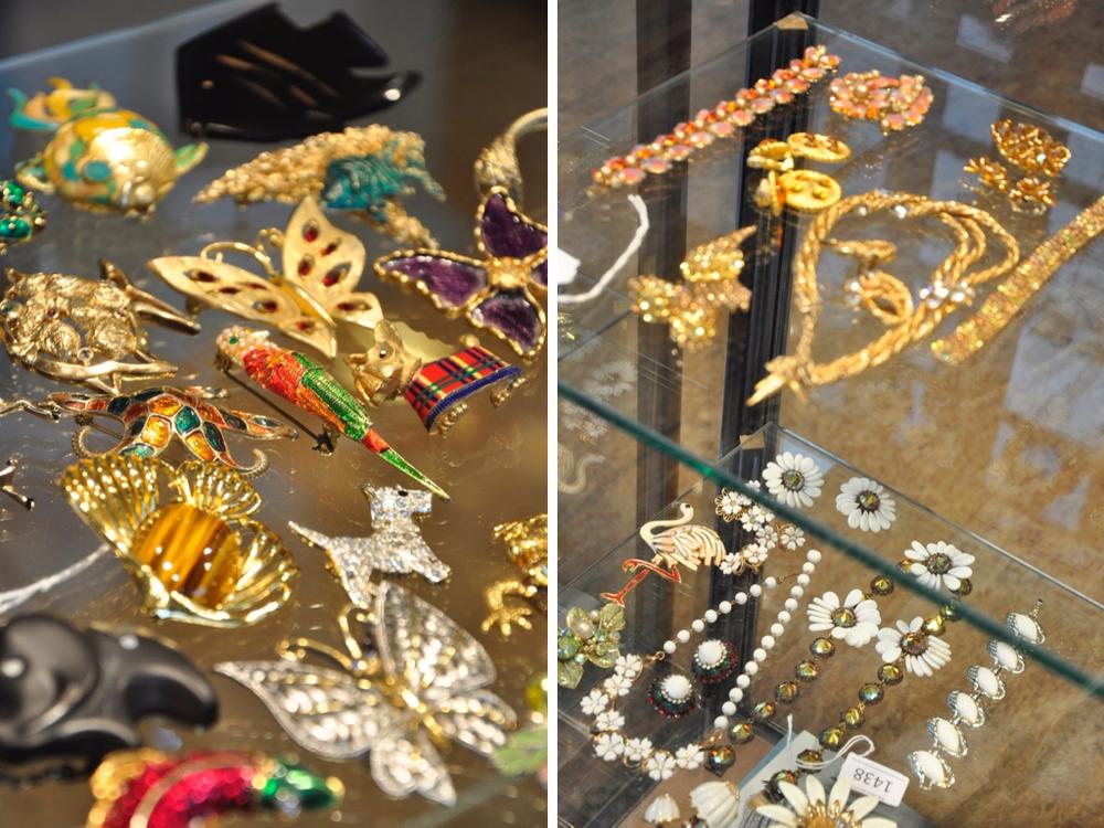 Verschillende sets sieraden richtprijs vanaf € 50. Leuk voor moederdag........