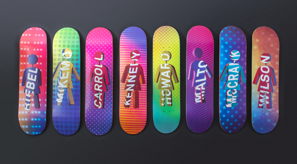 Girl Skateboards Future Projections