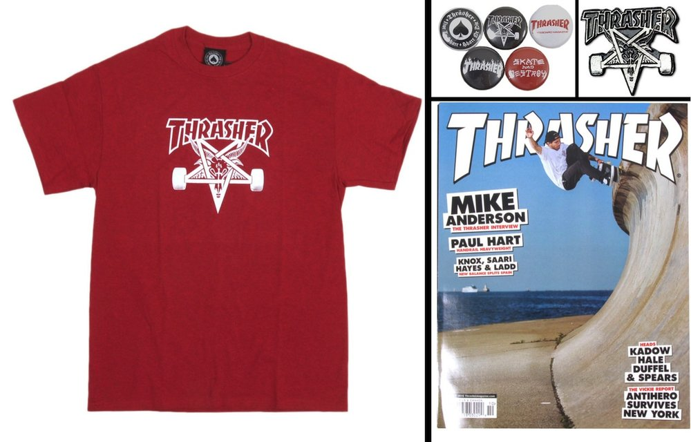 THRASHER MAG KOLLEKTION