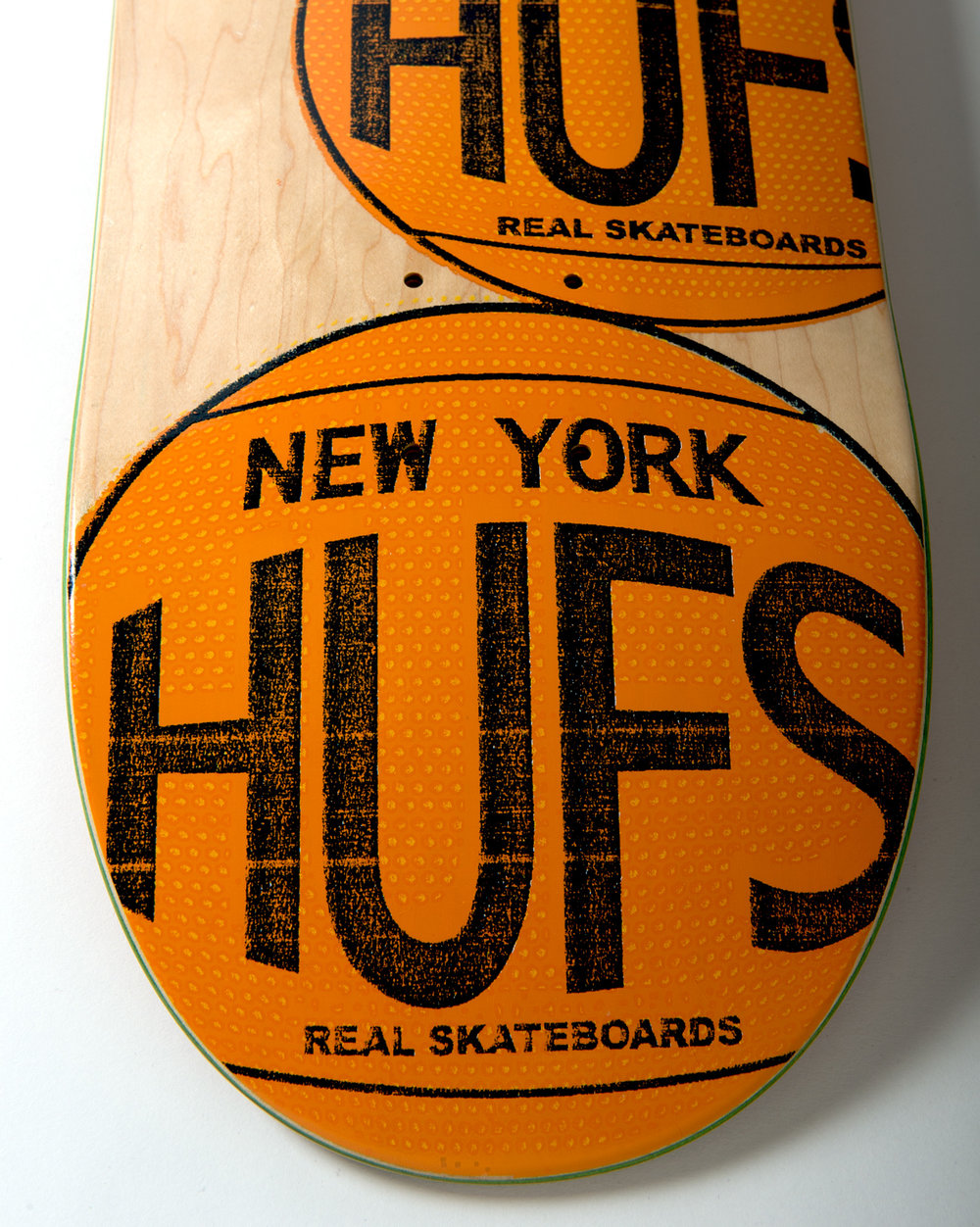 REAL SKATEBOARDS HUF Re-Issue Deck