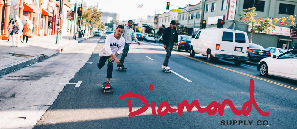 Diamond Supply Co. Fall 16 Kollektion