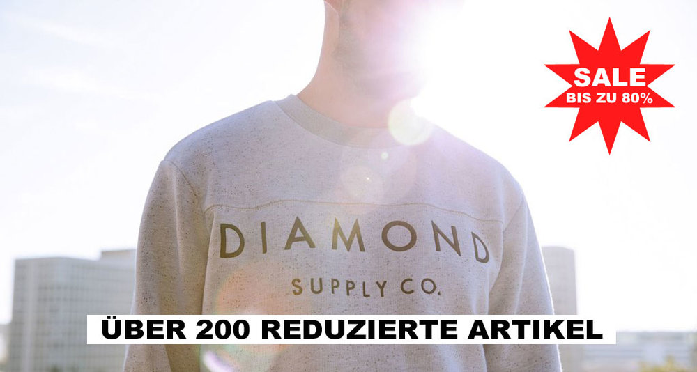 Diamond Supply Sale