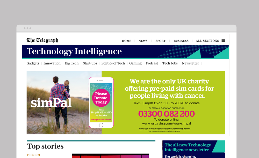 simPal telegraph digital ad.png