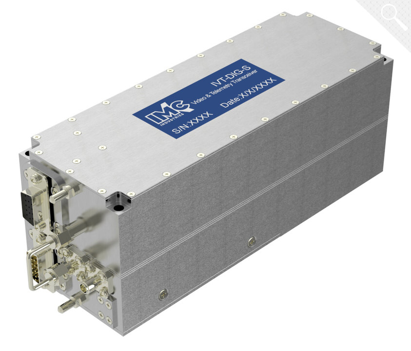Small High Efficiency Transceiver The IVT-DIG-195 S-Band programmable TDMA transceiver is a  Small Sized ,  Highly Efficient,  and  Light Weight  module designed for airborne and space borne applications. The transmitter can reach a never seen before efficiency of up to 45%. A synthesized frequency control capability of over 200 MHz provides flexibility in applications where multiple missions exist in parallel. The operating frequency is easily configured through a GUI application.Transmit bitrate and slot configuration could be defined by the customer before the order.
