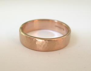 Make Your Own Wedding Rings Hannah Peters Jewellery