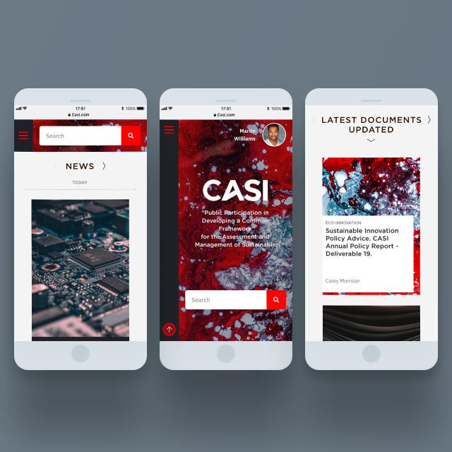 CASI Platform -
