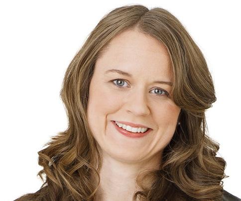 Pernilla Berg. Veganer og ernæringsfysiolog