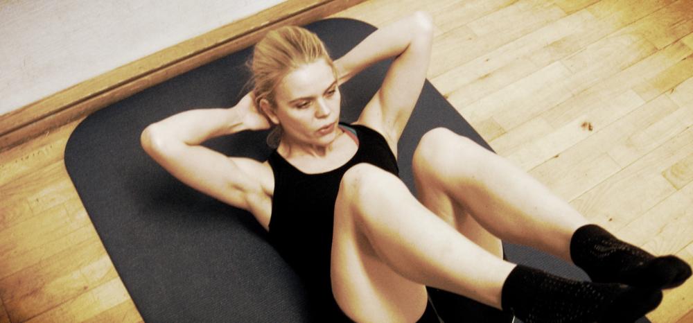 Det er lett å legge på seg muskler på vegetarkost!
