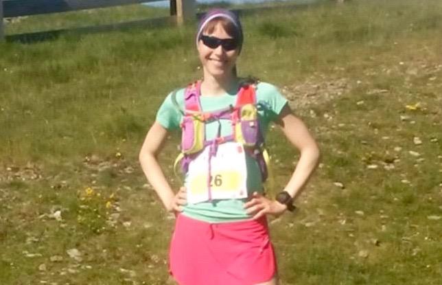 Sara Nustad Mauland er ultraløper og veganer.