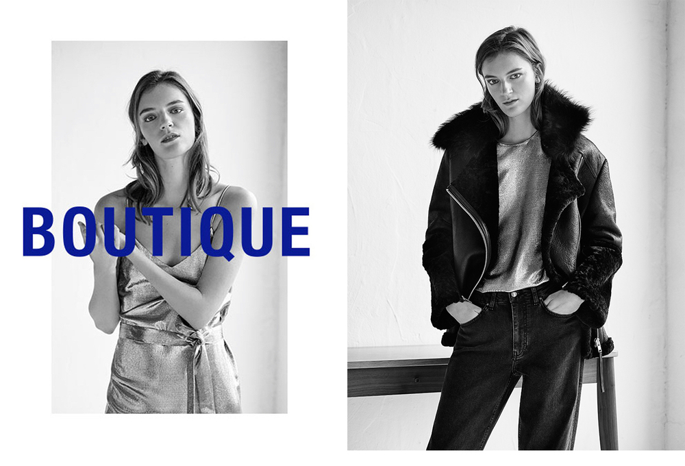 Topshop Boutique Look Book