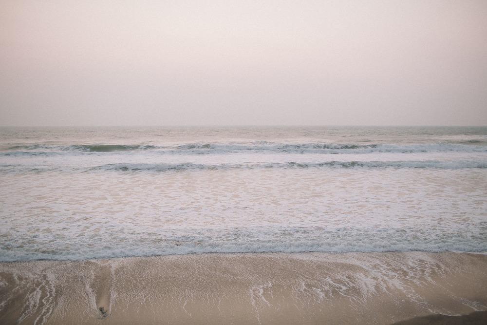 Une dernière vue de la plage de Biscarrosse.