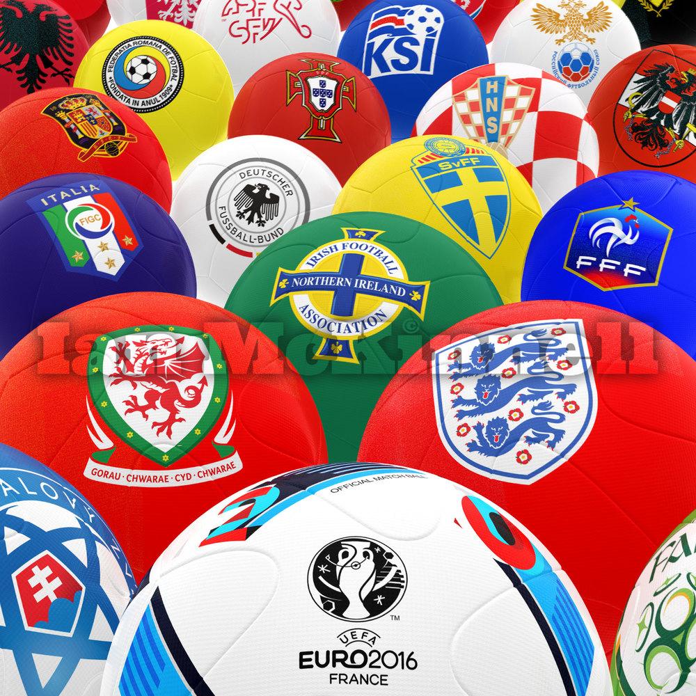 Radio Times Football Euro 2106