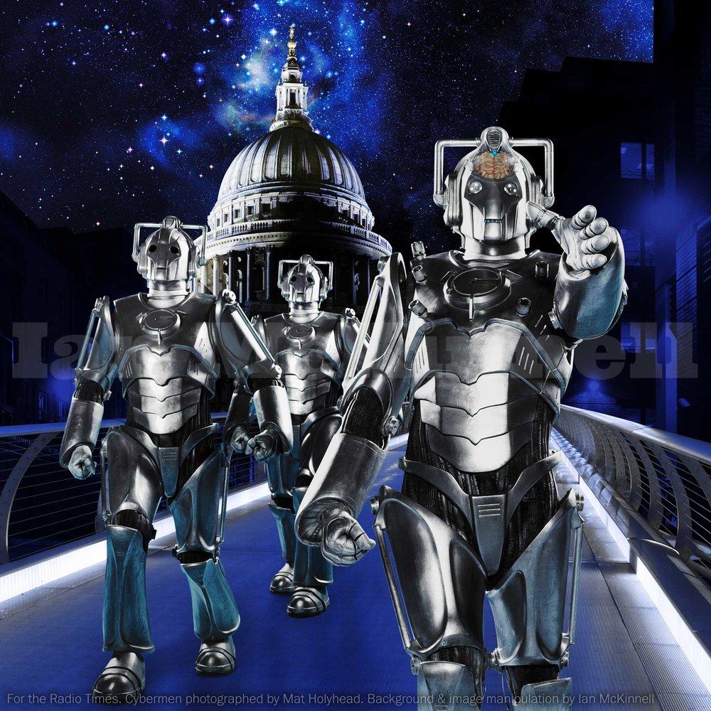Cybermen Invasion