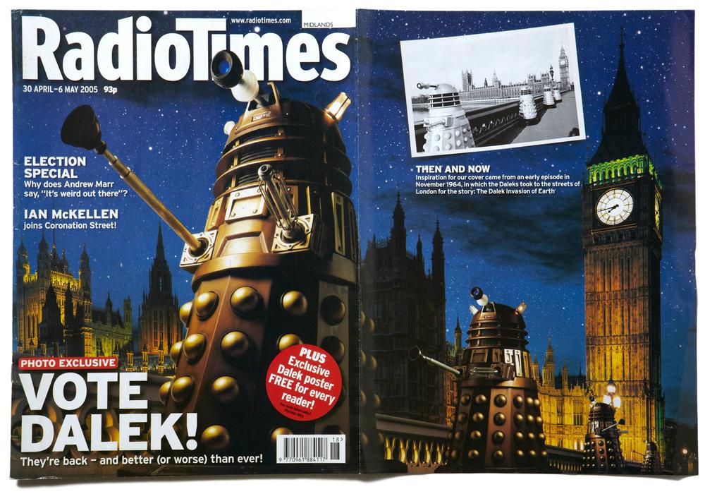 Vote Dalek!