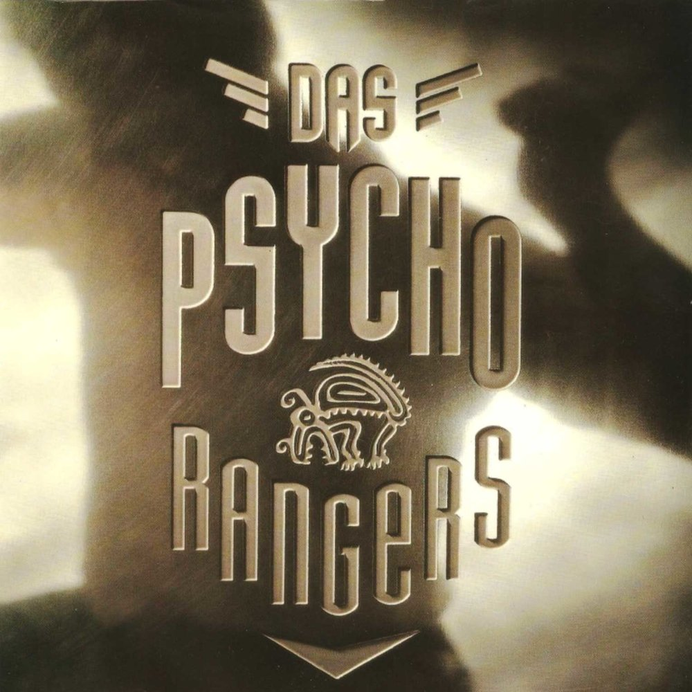 Das Psycho Rangers. Art directed by Neville Brody. Photograph by Ian McKinnell