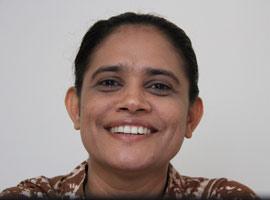 Nazma Akter, textilarbetare, facklig representant och aktivist