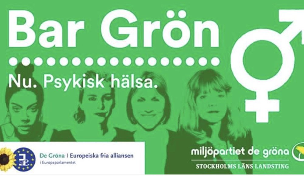 Den 8 mars anordnade Stockholms läns landsting ett samtal om psykisk hälsa och jämställdhet i Stockholm på Urban deli.