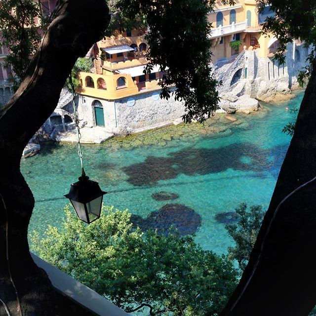 Those who don't believe in Magic will never find it. Which is why you should take them to Portofino. You will be their Dumbledore. ⚓️ #magical #portofino #mediterranean #italy #landscape #experience #captainandcharlie #escape