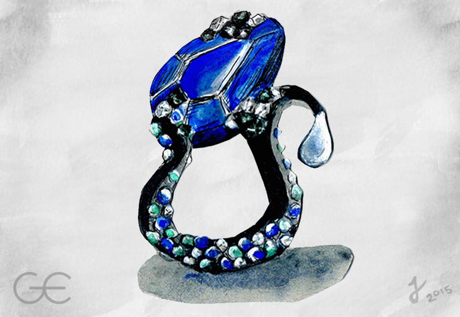 Poseidon Ring